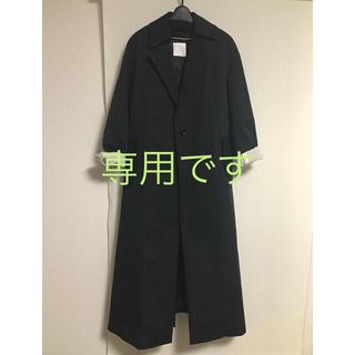 ルカ(LUCA)のマキシ丈 トレンチコート美品 (トレンチコート)