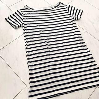 ルシェルブルー(LE CIEL BLEU)の★ルシェルブルー★ボーダーロンT(Tシャツ(長袖/七分))