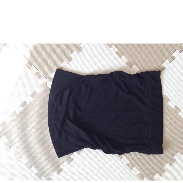 GU(ジーユー)のguギャザータイトスカート★ レディースのスカート(ひざ丈スカート)の商品写真