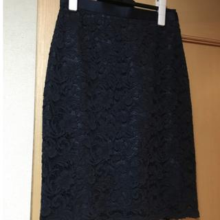ジャスグリッティー(JUSGLITTY)のジャスグリッティー レーススカート♡(ひざ丈スカート)