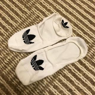 アディダス(adidas)のアディダスオリジナルス ソックス Low Cut Sock 1P(ソックス)