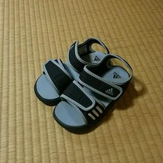 アディダス(adidas)のアディダス キッズサンダル 16センチ(サンダル)