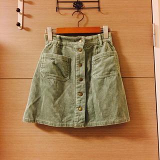 ワンアフターアナザーナイスクラップ(one after another NICE CLAUP)のskirt(ミニスカート)