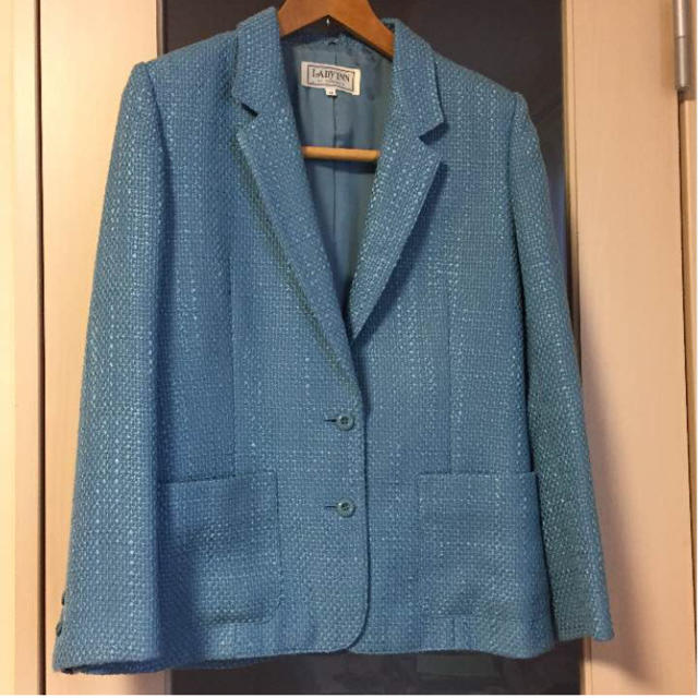 11月22日再値下げしました。【LADyINN】スーツ レディースのフォーマル/ドレス(スーツ)の商品写真
