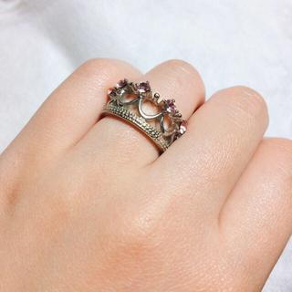 王冠🔱クラウンリング(リング(指輪))