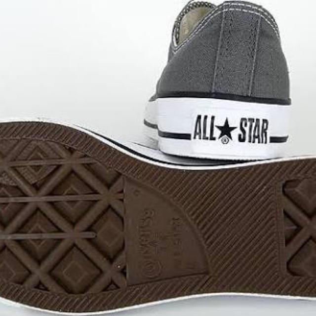 CONVERSE(コンバース)の値下!新品!コンバース★定番スニーカー ALL STAR グレー レディースの靴/シューズ(スニーカー)の商品写真