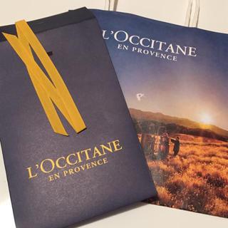 ロクシタン(L'OCCITANE)の【ロクシタン】ギフトラッピングセット(新品未使用)(ラッピング/包装)