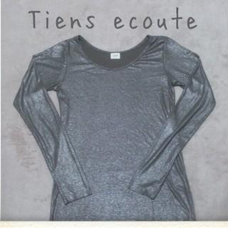 ティアンエクート(TIENS ecoute)のTiens ecoute カットソー(カットソー(長袖/七分))