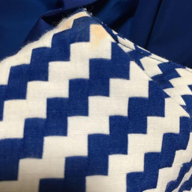 LANVIN en Bleu(ランバンオンブルー)の限定値下げ!1回のみ着用♡希少デザイン♡ワンピース レディースのワンピース(ひざ丈ワンピース)の商品写真