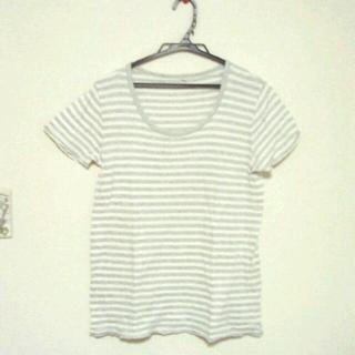 ムジルシリョウヒン(MUJI (無印良品))の無印良品 ボーダーT(Tシャツ(半袖/袖なし))