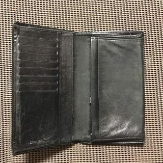 CHANEL(シャネル)の正規品 シャネル エナメル 長財布 レディースのファッション小物(財布)の商品写真