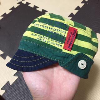 アンパサンド(ampersand)のampersand  帽子 0歳(帽子)