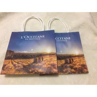 ロクシタン(L'OCCITANE)のロクシタン ショップ袋(ショップ袋)