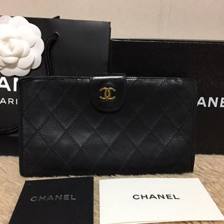 CHANEL(シャネル)の使用期間1年 格安 確実正規品 早い者勝ち シャネル 財布 レディースのファッション小物(財布)の商品写真