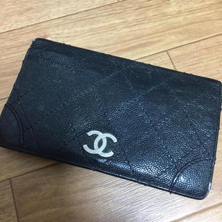 CHANEL(シャネル)の正規品 シャネル 財布 訳あり レディースのファッション小物(財布)の商品写真