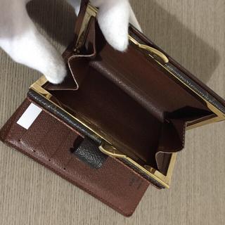 LOUIS VUITTON(ルイヴィトン)の美品 レディスガマ口財布❗️ レディースのファッション小物(財布)の商品写真