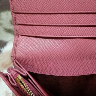 PRADA(プラダ)の【PRADA】長財布 レディースのファッション小物(財布)の商品写真