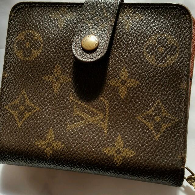 LOUIS VUITTON(ルイヴィトン)のヴィトン二つ折り財布 レディースのファッション小物(財布)の商品写真