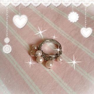 パールの指輪(リング(指輪))