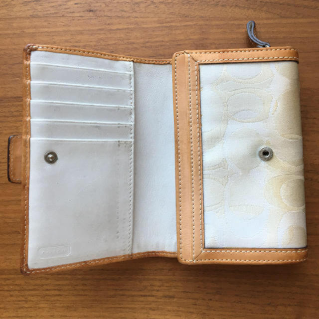 COACH(コーチ)のコーチ 二つ折り財布❤️ レディースのファッション小物(財布)の商品写真
