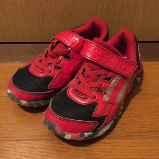 アディダス(adidas)のadidas🎵美品💕19センチ 🎵保育園に タイムセール(スニーカー)