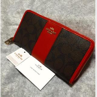 COACH(コーチ)の✨大特価✨ 新品未使用【 コーチ】長財布 レディースのファッション小物(財布)の商品写真