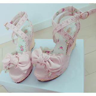 リズリサ(LIZ LISA)のLIZ LISA♡春靴(サンダル)