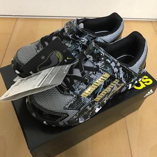アディダス(adidas)の★新品★アディダス★ファイト★キッズ★スニーカー★19★(スニーカー)
