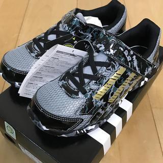 アディダス(adidas)の★新品★アディダス★ファイト★キッズ★スニーカー★20★(スニーカー)