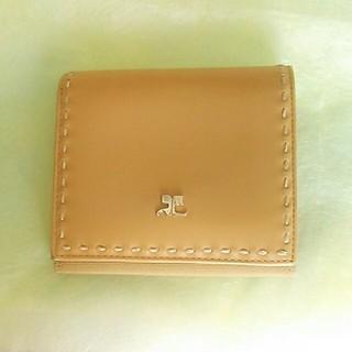 クレージュ(Courreges)の送料込 クレージュ二つ折り財布(財布)
