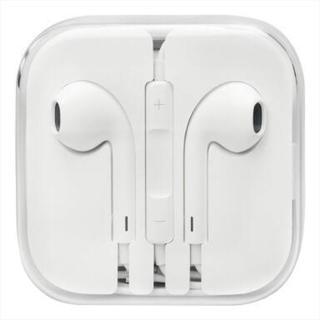 アップル(Apple)のiPhone 純正イヤホン(ヘッドフォン/イヤフォン)