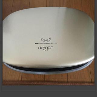 ケーノン(Kaenon)のほぼ新品 * ケノン 脱毛器 ver 6.0(脱毛/除毛剤)