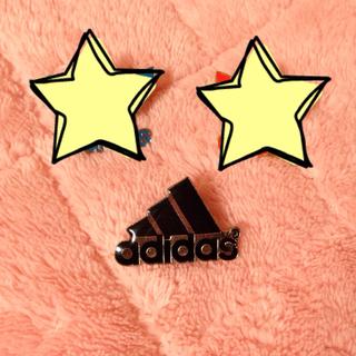 アディダス(adidas)のadidas ピンバッチ(その他)