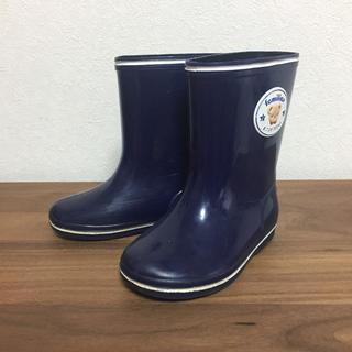 ファミリア(familiar)のファミリア 長靴 14cm(長靴/レインシューズ)