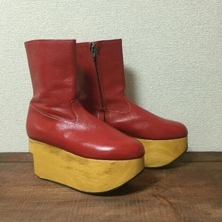 ヴィヴィアンウエストウッド(Vivienne Westwood)のロッキンホースブーツ(ブーツ)