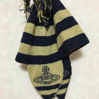 ヴィヴィアンウエストウッド(Vivienne Westwood)のVivienne 耳つきニット帽(ニット帽/ビーニー)