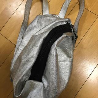 パピヨネ(PAPILLONNER)のkawakawa超レア シルバーリュック値下げ(リュック/バックパック)