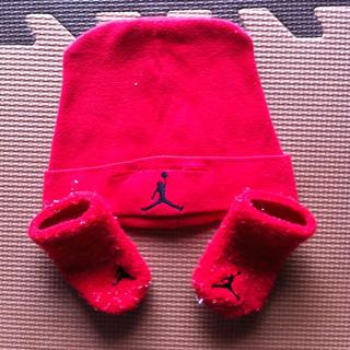 ベビージョーダン靴下帽子(その他)
