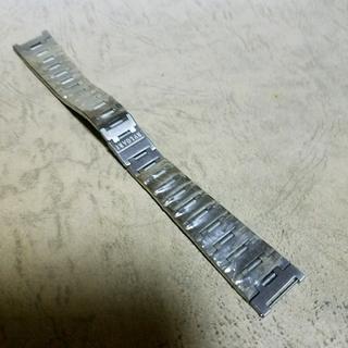 ブルガリ(BVLGARI)の未使用社外品❤BVBV34mm用に❤凡庸ステンレスベルト❤送料無料❤(金属ベルト)