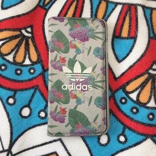 アディダス(adidas)のadidas iPhone6 ケース 手帳型 アディダス(iPhoneケース)