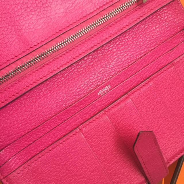 1bbce573c66f Hermes(エルメス)の美品人気色エルメスベアン レディースのファッション小物(