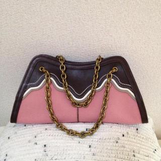 ボッテガヴェネタ(Bottega Veneta)のyu🍎様専用♡レアなボッテガのバッグ♡(ハンドバッグ)