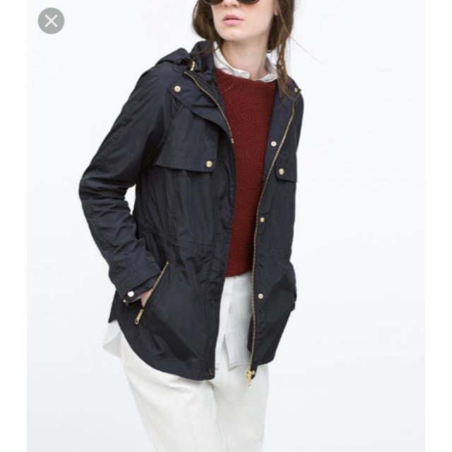 ZARA(ザラ)のザラ マウンテンパーカー ジャケット メンズのジャケット/アウター(マウンテンパーカー)の商品写真