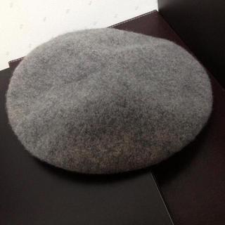 ケービーエフ(KBF)のウール ベレー帽♡お取り置き中(ハンチング/ベレー帽)