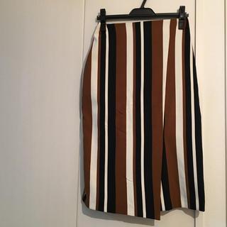 ティアンエクート(TIENS ecoute)のTIENS ラップスカート 未使用(ロングスカート)