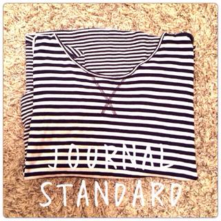 ジャーナルスタンダード(JOURNAL STANDARD)のジャーナルのカットソー(Tシャツ(長袖/七分))