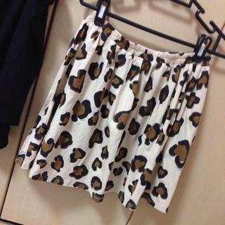 ニーナミュウ(Nina mew)の新品♡ニーナミュウ可愛いスカート(ミニスカート)