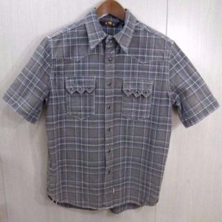 スカルジーンズ(SKULL JEANS)のSKULL Jeans スカルジーンズ 半袖シャツ 38 日本サイズM?(シャツ)