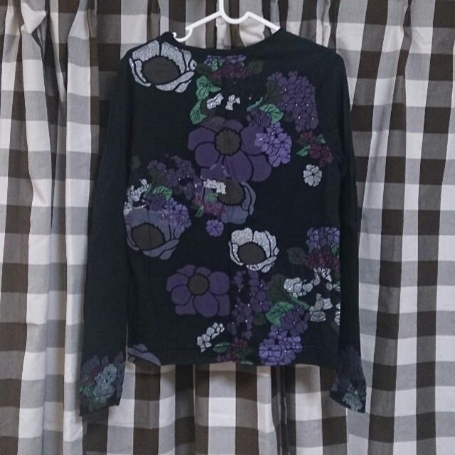 ScoLar(スカラー)の渋いTシャツ レディースのトップス(Tシャツ(長袖/七分))の商品写真