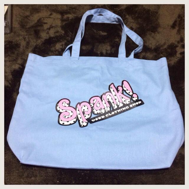 Spank!(スパンク)のspank! トートバッグ✡ レディースのバッグ(トートバッグ)の商品写真